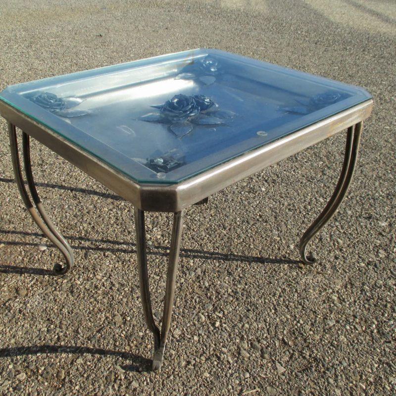 Artigenia | Ferro per arredo | Tavoli e sedie in ferro battuto